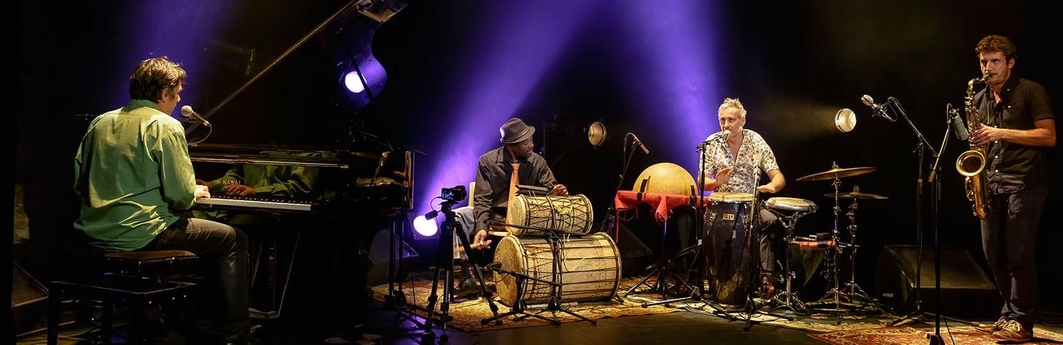 Association Chantilly Negra : projets autour du jazz, musiques du monde et musiques actuelles